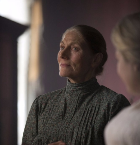 Picture of Geraldine James as Marilla Cuthbert in Anne with an E