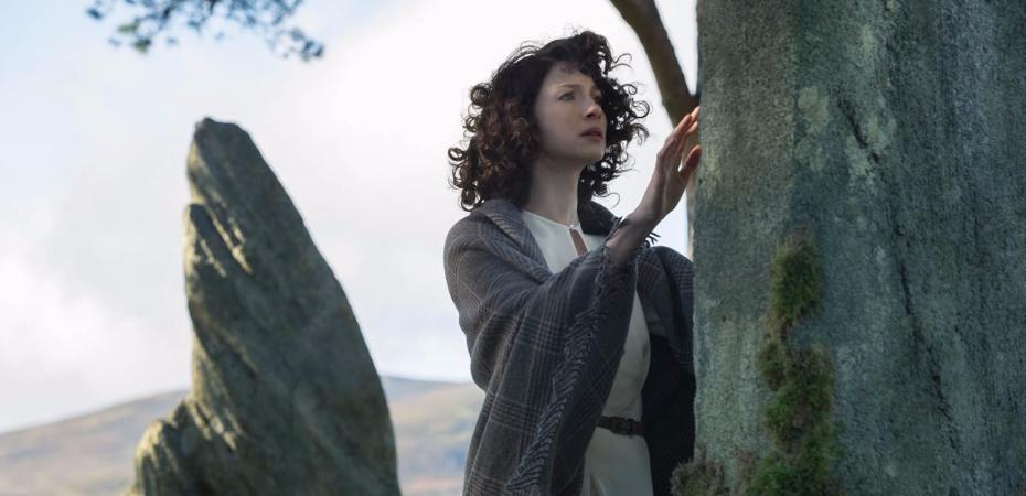Scene from Outlander Season 1