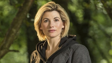 The new 13th Doctor Who