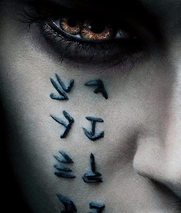 The Mummy (2017) movie poster