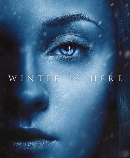 Sophie Turner in Game of Thrones (2011)