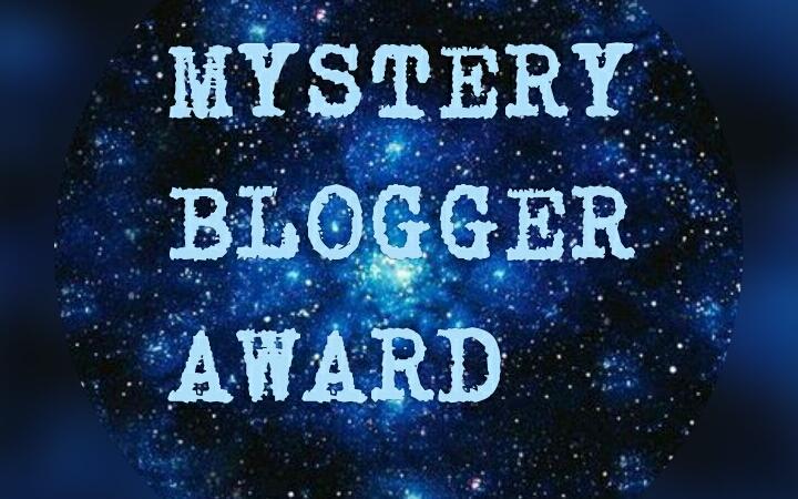 The Mystery Blogger Award logo