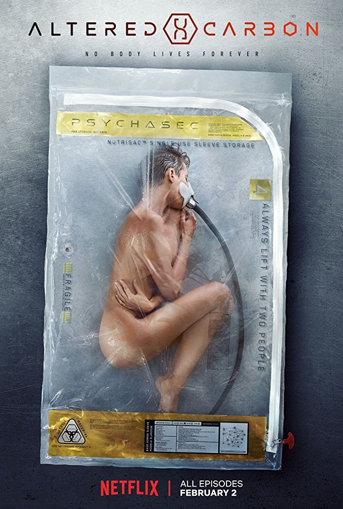 Altered Carbon (2018) poster